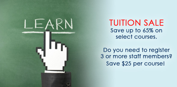 Tuition Sale