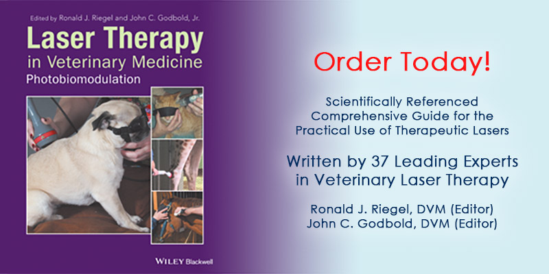 Laser Therapy in Veterinary Medicine: Photobiomodulation