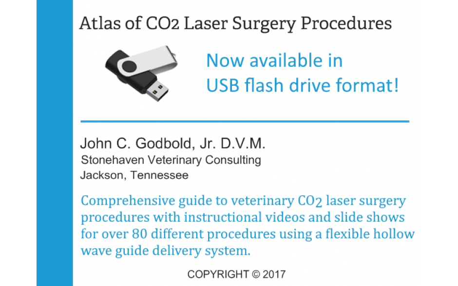 Atlas of CO2 Laser Surgery Procedures (USB)
