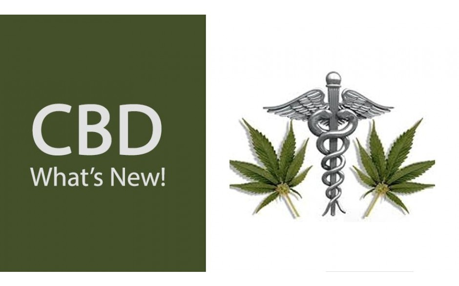 Cannabidiol (CBD) - What's New!