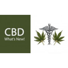Cannabidiol (CBD) - What's New!